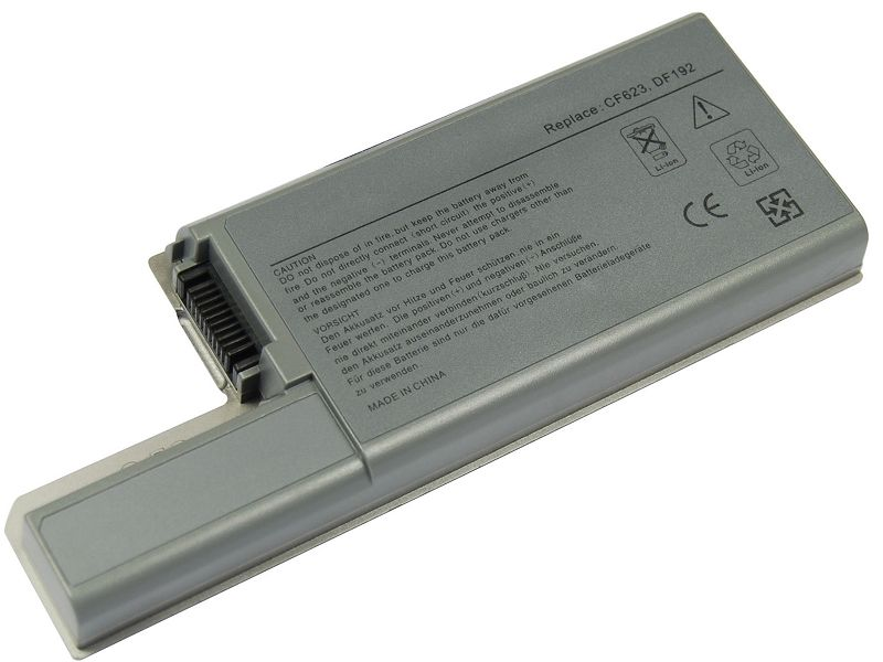 DELL Latitude D820 Laptop Battery